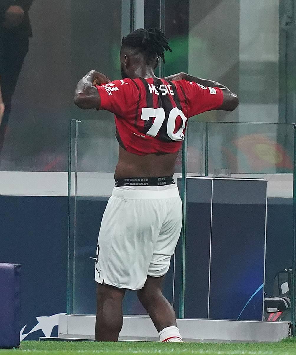 Kessie espulso dopo 30 minuti: il Milan cade con l'Atletico