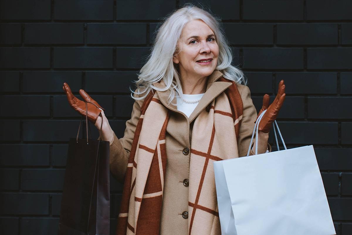 Moda Over 60: consigli per l'autunno