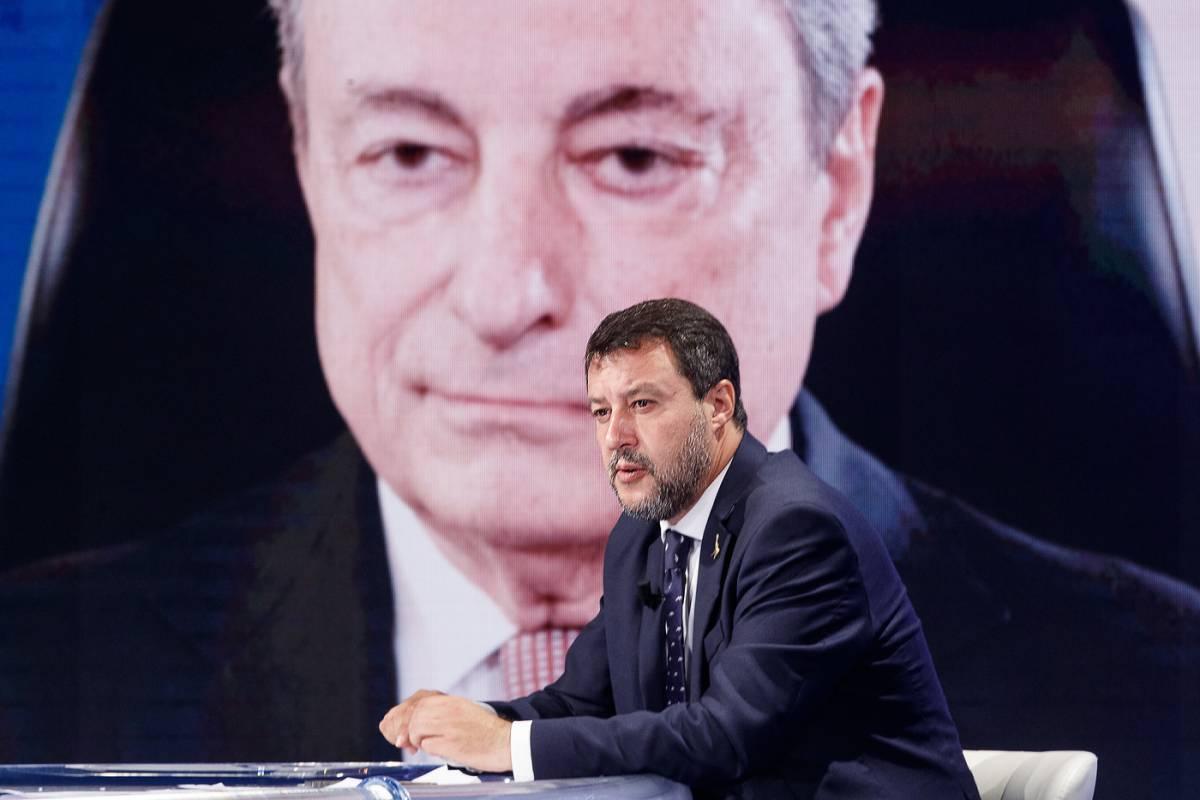 Salvini va da Draghi: ecco cosa si sono detti
