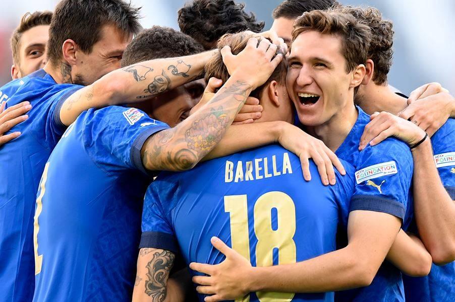 """L'Italia vince la """"finalina"""" di Nations League. Applausi per Gigio, ma fa un grosso errore"""