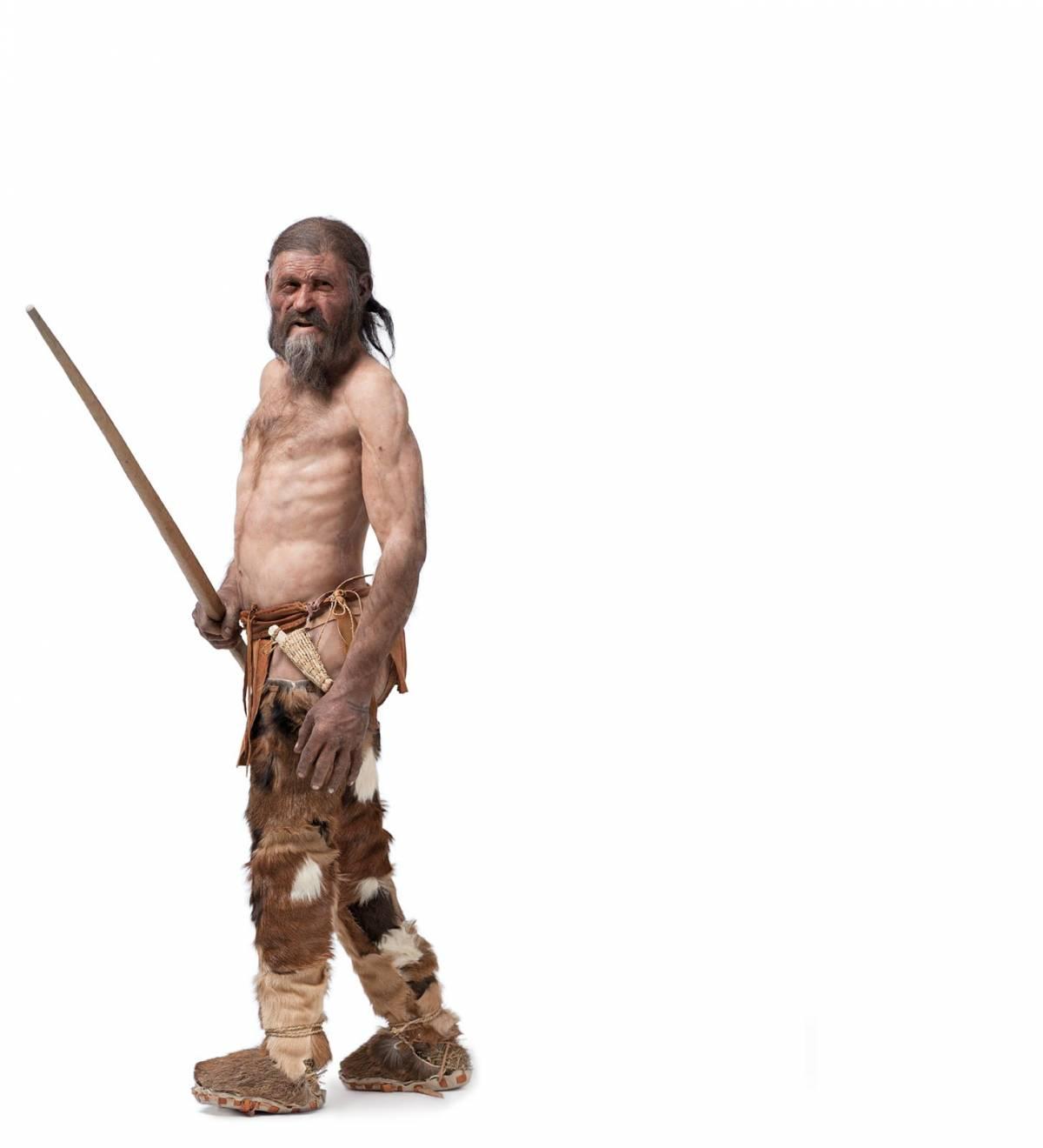 L'uomo dei ghiacci compie 30 anni (oltre ai 5mila che aveva già)