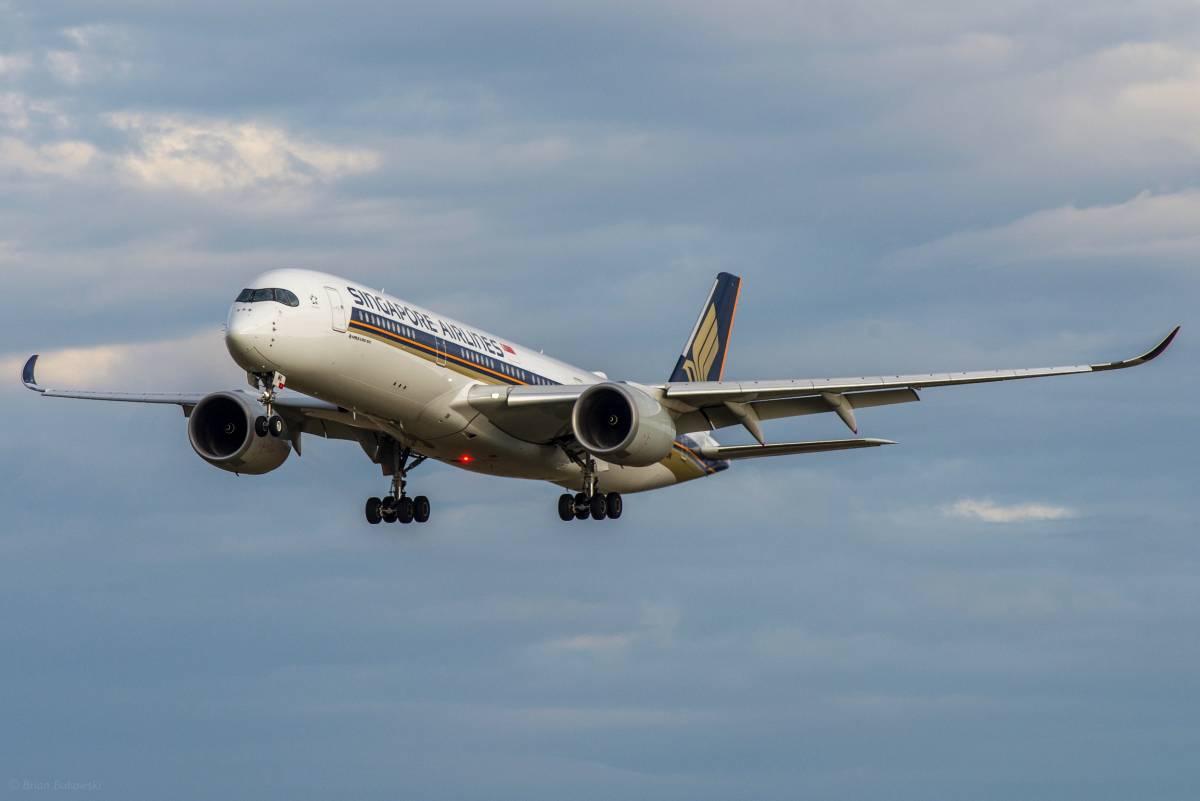 Singapore Airlines, voli senza quarantena da Malpensa