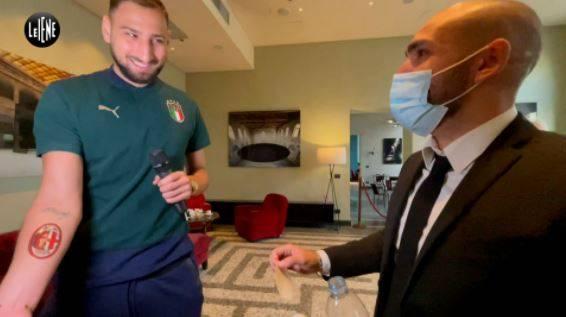 Il gesto di Donnarumma che spiazza i tifosi del Milan