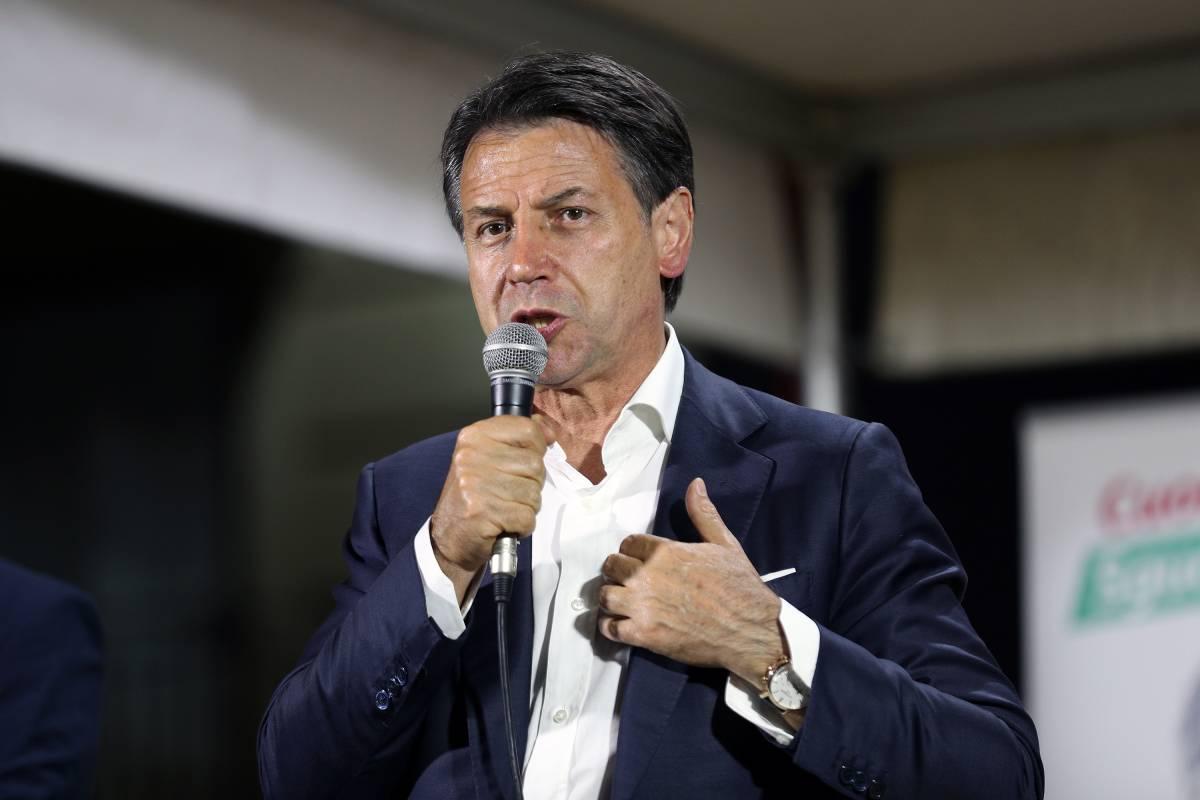"""Conte cala la maschera: """"Al ballottaggio voterò per Gualtieri"""""""