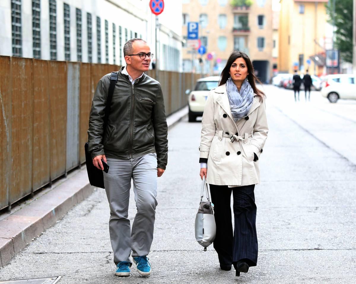 I mariti delle ex sindache 5S votano i candidati di destra
