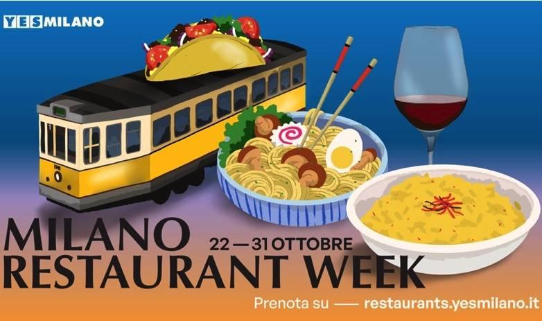 Milano Restaurant Week, un tour fra i sapori dei quartieri
