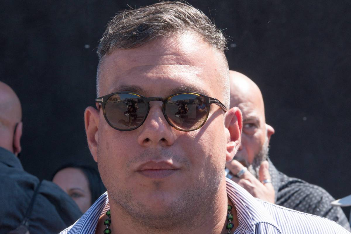 """E Castellino urlò agli agenti: """"Andiamo a prendere Landini"""""""