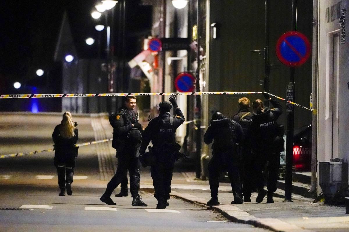 Assalto con arco e frecce: 6 persone uccise in Norvegia