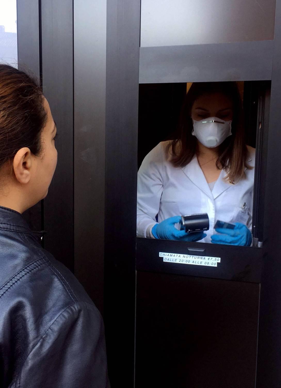 A Sanremo la truffa del tampone per il coronavirus