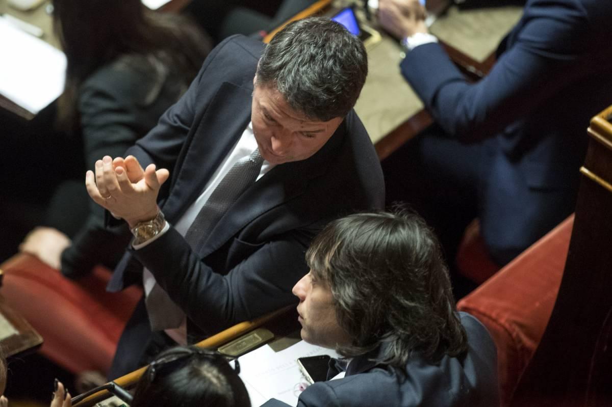 Le condizioni di Renzi per tenere a galla Conte