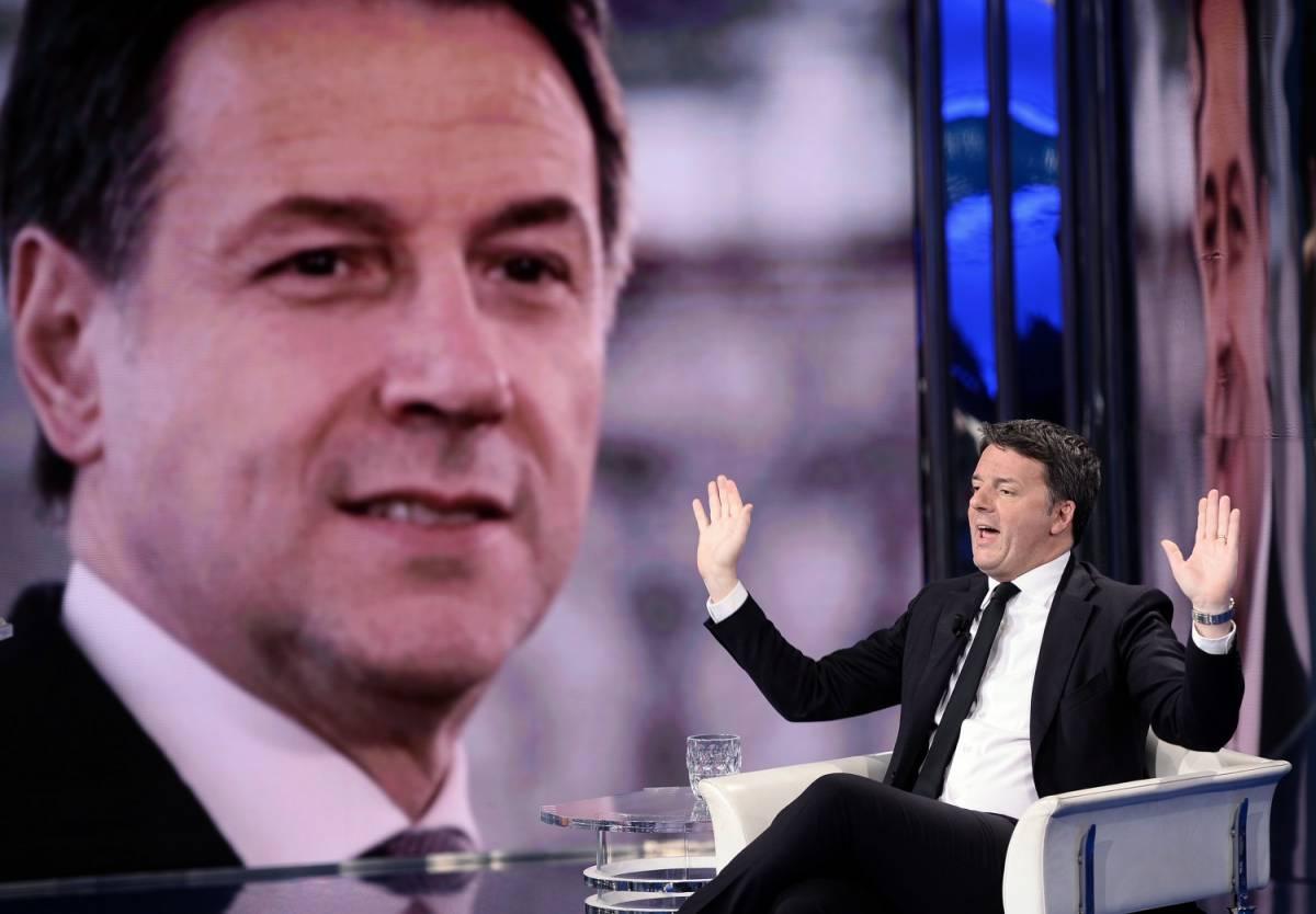 """Renzi attacca Conte e parte l'offensiva di Di Battista: """"Merita l'oblio, derenzizziamoci"""""""