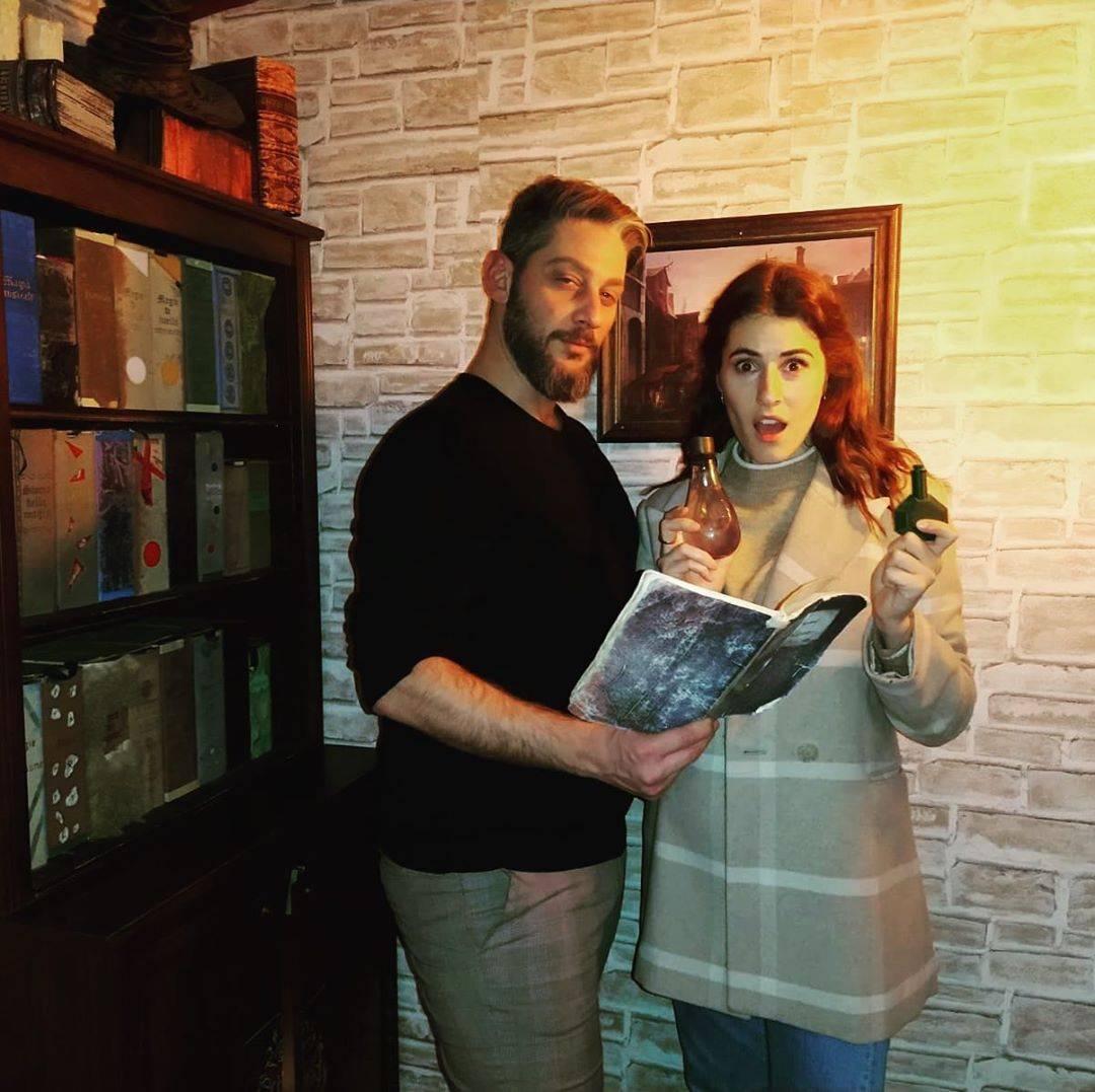 Diana Del Bufalo ritrova l'amore col fratello di Guendalina Tavassi?