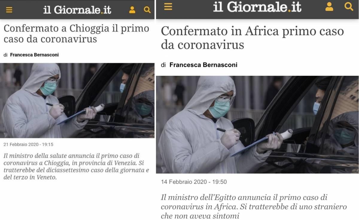La fake news sul coronavirus che fa male all'informazione