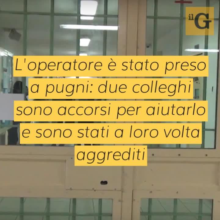 Violenta aggressione nel carcere di Vercelli: africano manda in ospedale 3 agenti