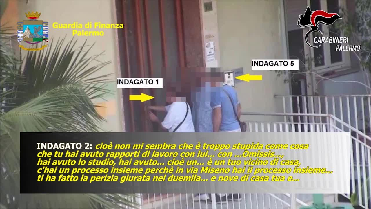 Terremoto al Comune di Palermo: sette arresti per corruzione