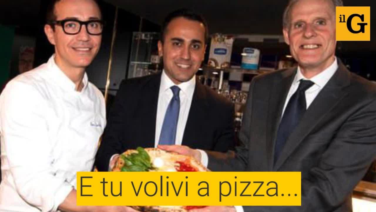 Il peggio della settimana ha il sapore della pizza