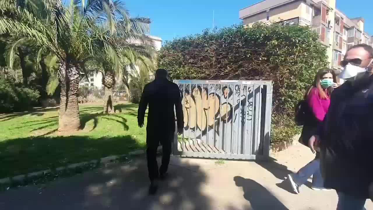 Bari, il sindaco chiude il parco