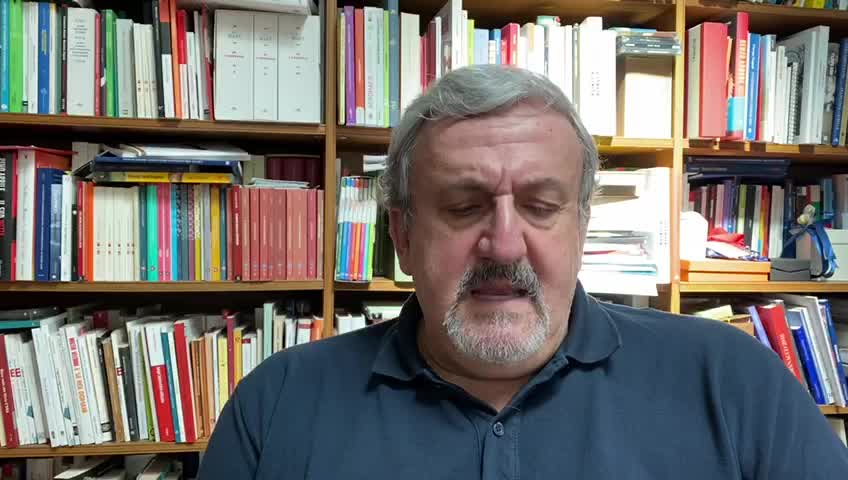 Il discorso del governatore della Puglia Michele Emiliano
