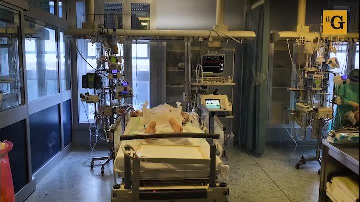 Covid-19, viaggio nei reparti di terapia intensiva (prima parte)