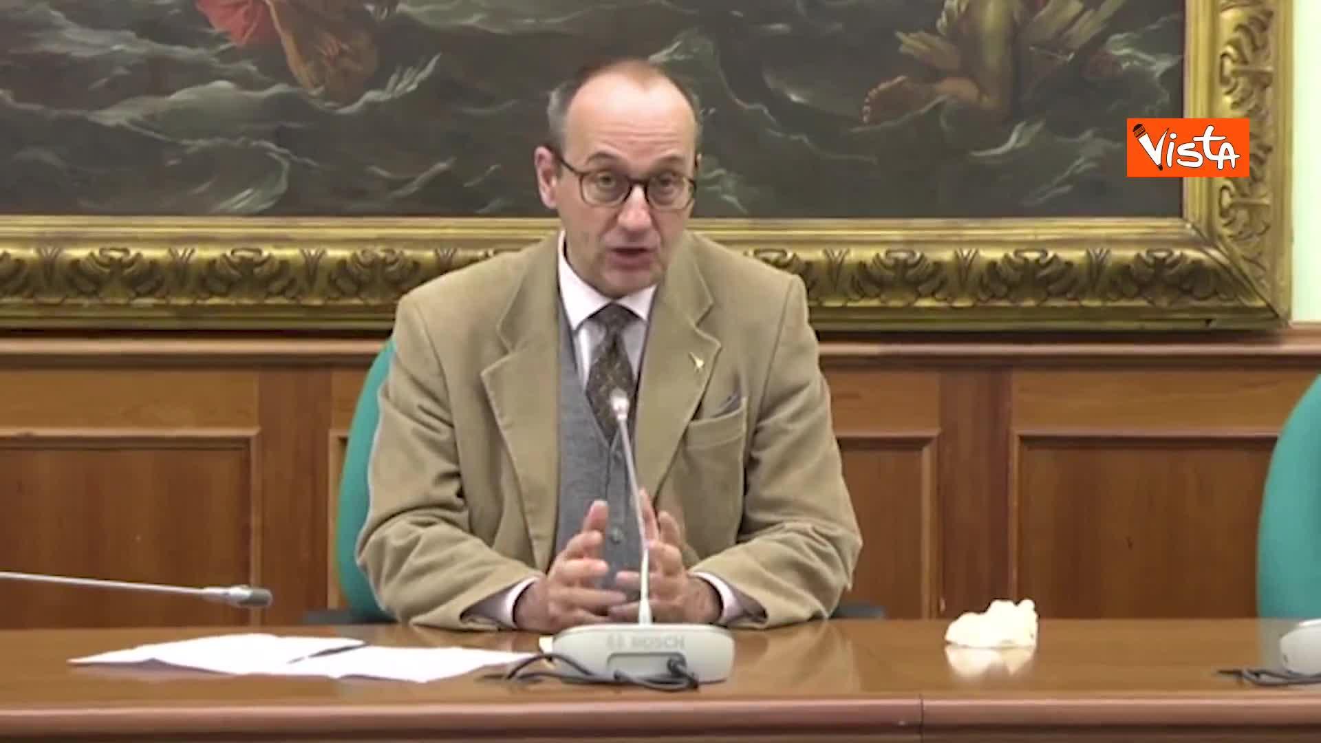 """Bagnai (Lega): """"Se il progetto Europeo ha un senso le istituzione Ue devono agire"""""""