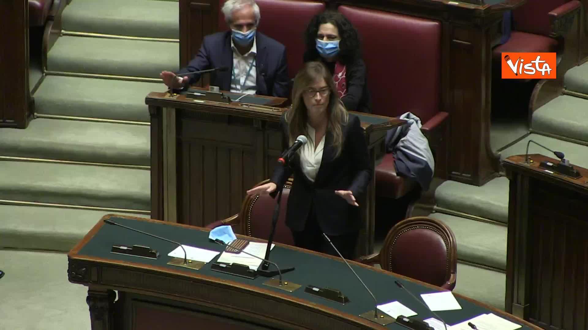 """Boschi a Meloni: """"Non mi aspettavo che, da donna, attaccasse Bellanova sulle lacrime"""""""