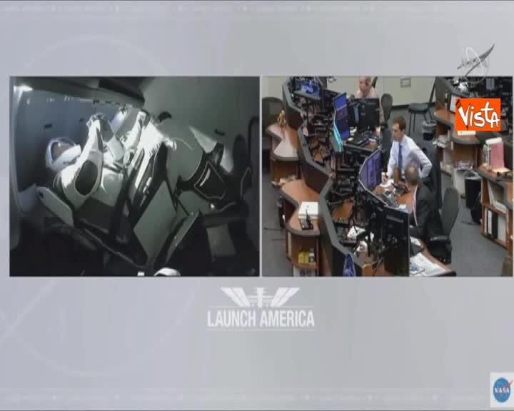 SpaceX, Crew Dragon si è agganciata alla Stazione Spaziale