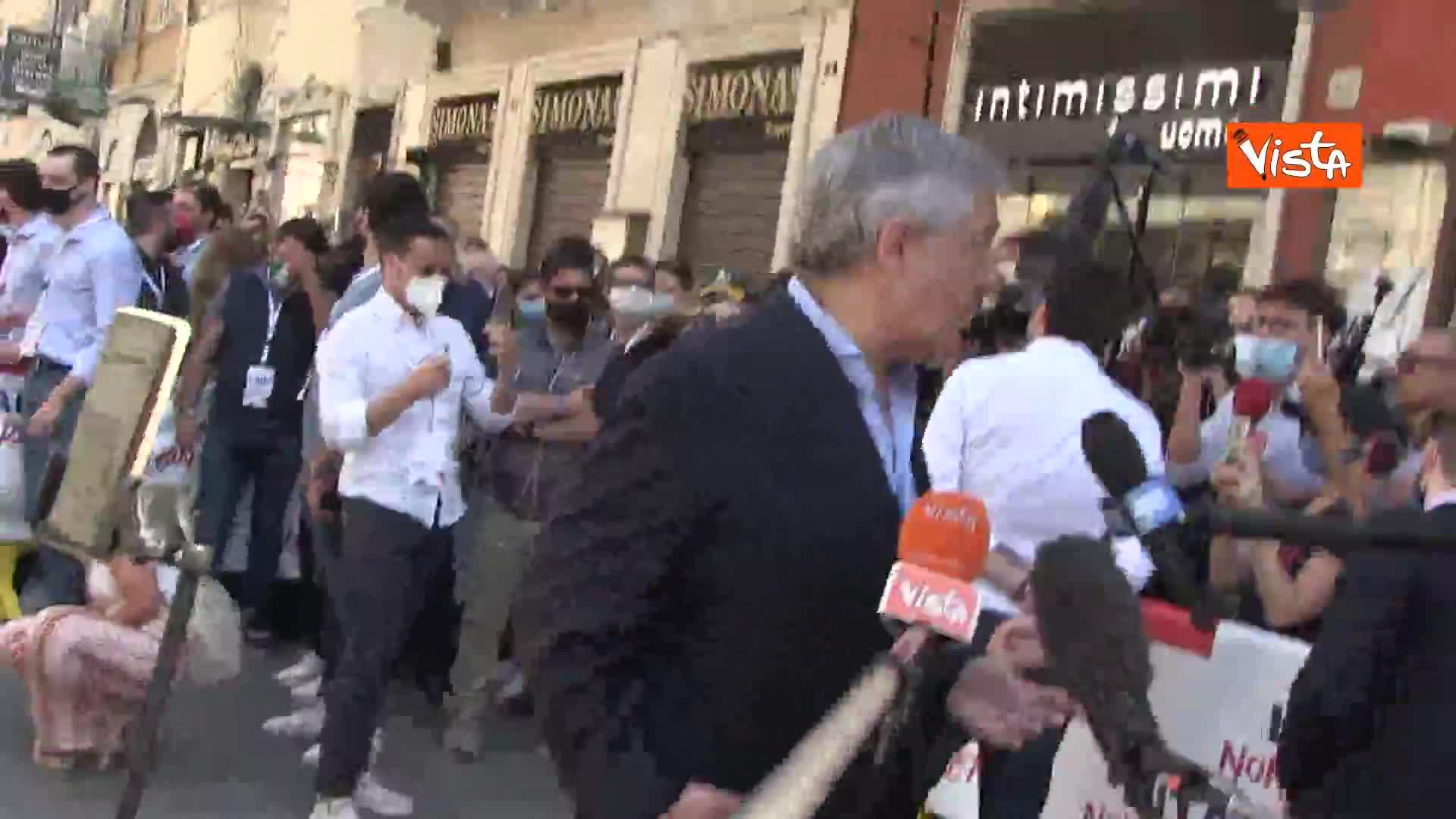 """Tajani: """"Serve un progetto per rilanciare il Paese"""""""