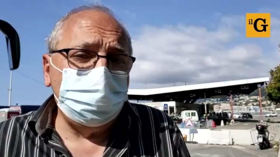 Ventimiglia: i francesi bloccano la frontiera con l'Italia