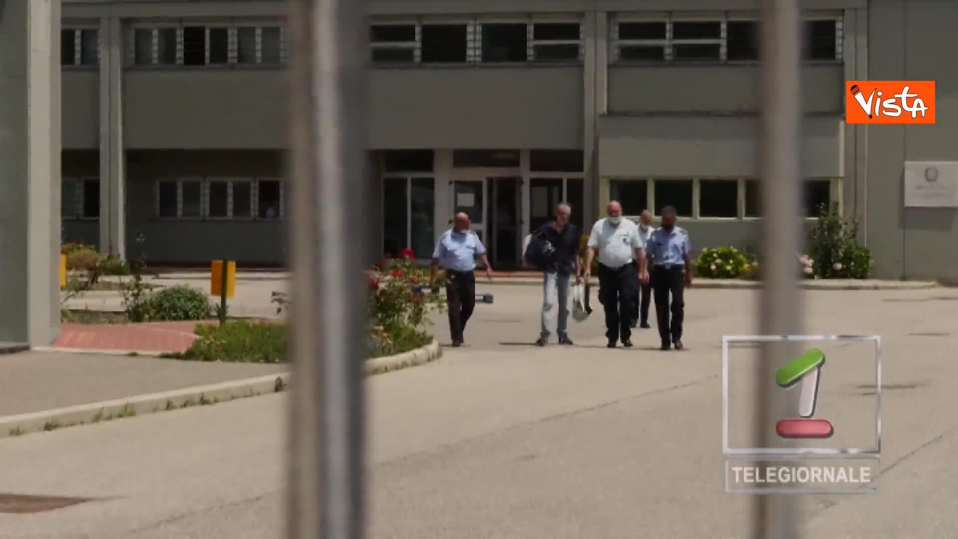 Mafia capitale, Massimo Carminati esce dal carcere di Oristano. Libero dopo 5 anni e 7 mesi