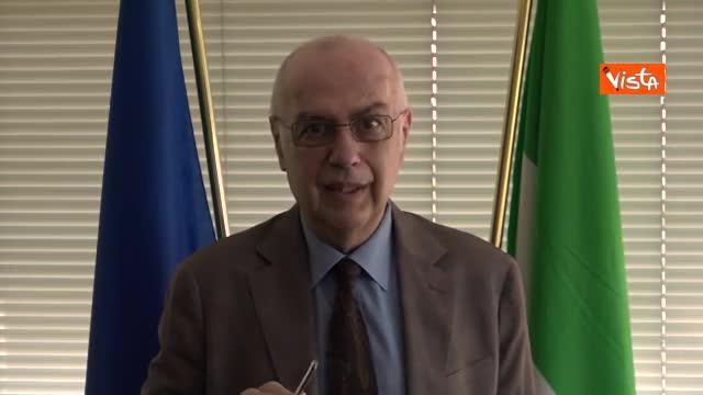 """Coronavirus, Rezza: """"Molti focolai causati dagli arrivi da paesi a rischio"""""""