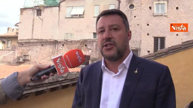 """Blocco licenziamenti, Salvini: """"Bene, ma dare liquidità alle imprese. Proponiamo la pace fiscale"""""""