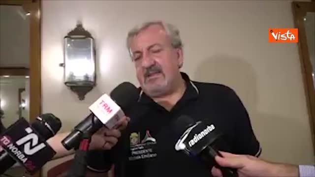 """Coronavirus, Emiliano: """"Siamo in seconda ondata, previsto aumento contagi"""""""