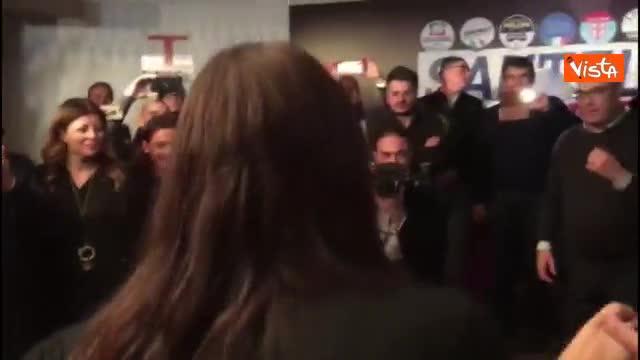 Morta Jole Santelli, il ballo a piedi nudi per festeggiare la vittoria in Calabria