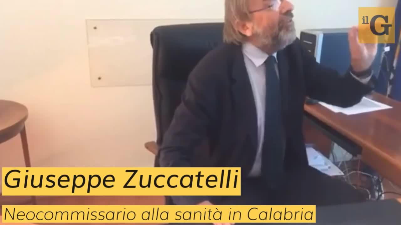 """Calabria, il nuovo commissario alla sanità: """"Ti becchi il virus solo se ficchi la lingua in bocca ad uno per 15 minuti"""""""