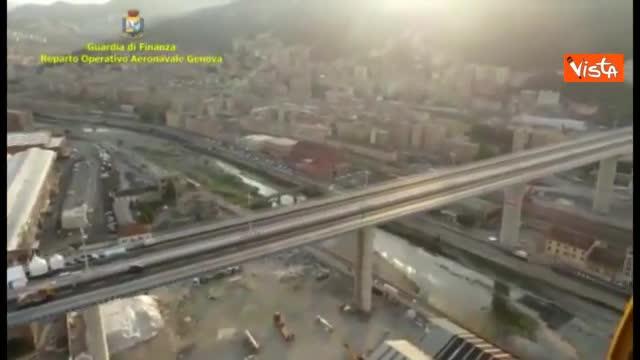 Ponte di Genova, arrestati manager ed ex vertici di Autostrade