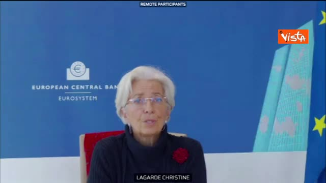 """Lagarde: """"Cancellazione debito dei Paesi è contraria ai trattati"""""""