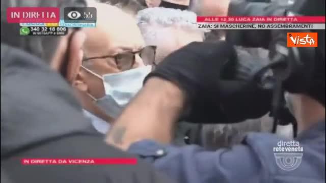 Funerali Paolo Rossi, c'è anche Roberto Baggio a dare l'utlimo saluto al campione