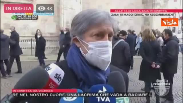 """Funerali Paolo Rossi, Fulvio Collovati: """"Non riesco a darmi pace"""""""