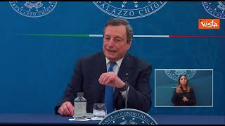 """Draghi: """"Erdogan è un dittatore di cui si ha bisogno"""""""
