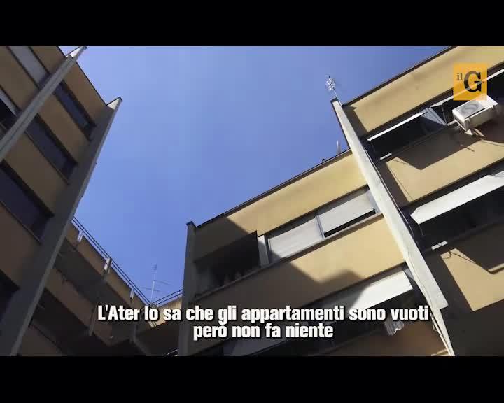 """Torre Maura, paura per le occupazioni dei rom: """"Così ci prendono le case"""""""