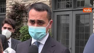 """Italia-Usa, Di Maio: """"Con Blinken d'accordo su accelerazione vaccini"""""""