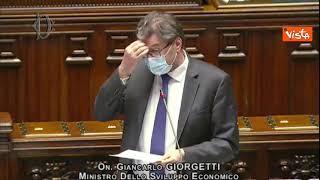 """Giorgetti: """"Per Air Italy chiederò tavolo interministeriale"""""""