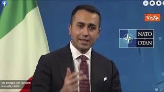 """Afghanistan, Di Maio: """"Raggiunta decisione storica, ritiriamo truppe Nato"""""""