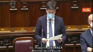 """AstraZeneca, Speranza: """"È efficace e sicuro, salva vite"""""""