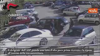 Corruzione e concussione, 8 indagati a Petilia Policastro (Crotone). Le immagini