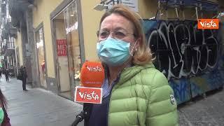 """Vaccinare anziani o categorie economiche? I napoletani: """"Tutti e velocemente"""""""