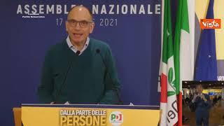 """Letta: """"Chiediamo al Governo di dare seguito al voto su cittadinanza italiana a Zaki"""""""