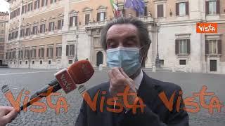"""Vaccini, Fontana: """"Penso che a luglio potremo tirare un sospiro di sollievo"""""""