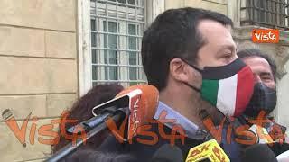 """Superlega, Salvini: """"Poche squadre di calcio privilegiate. Da sportivo non mi piace"""""""