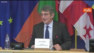 """Sassoli: """"Il rispetto dei diritti umani non è valore dell'Unione europea ma dell'Europa tutta"""""""
